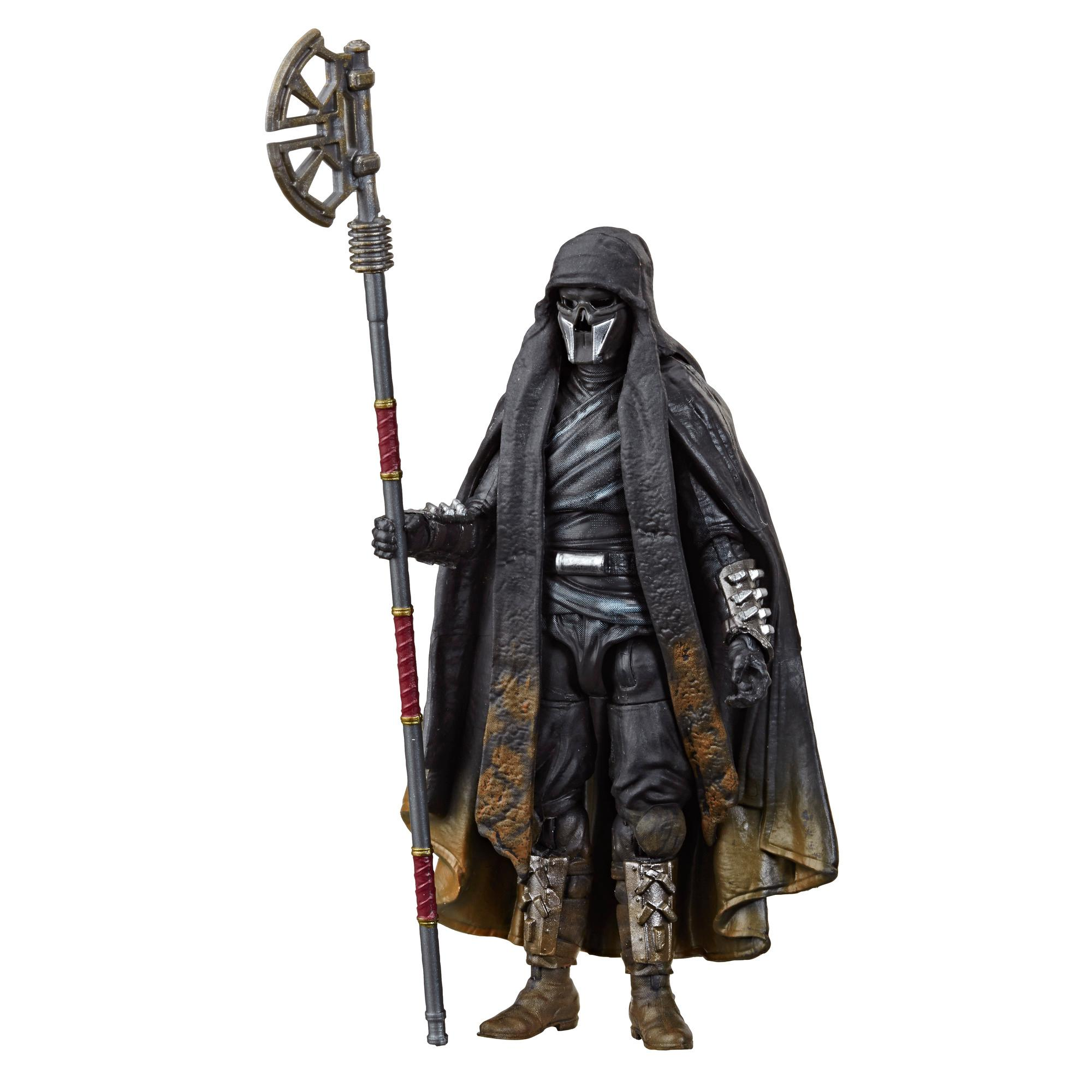 Star Wars The Vintage Collection Star Wars: The Rise of Skywalker Knight of Ren (Long Axe) Toy, 3.75-inch Scale Figure