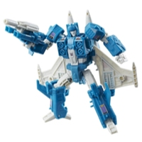 Transformers Generations Titans Return Deluxe Slugslinger and Caliburst