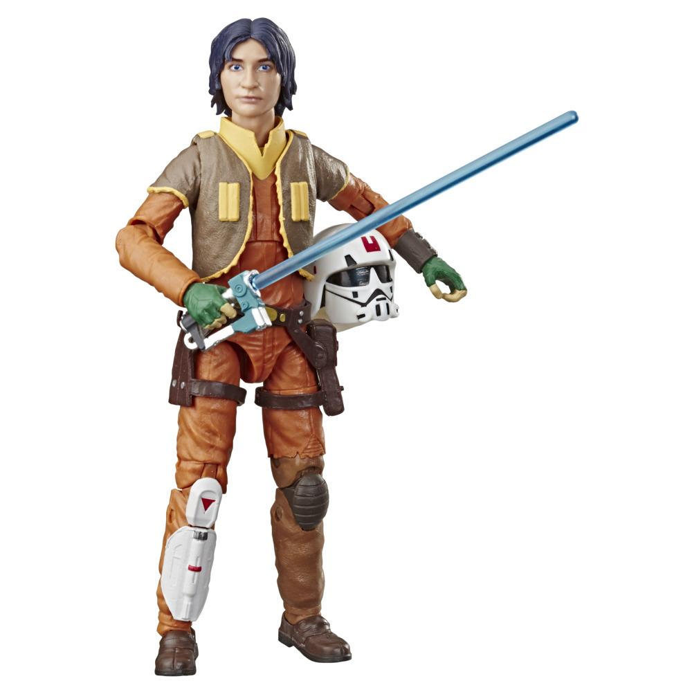 Star Wars The Black Series Ezra Bridger Toy 6-Inch-Scale Star Wars Rebels Collectible Action Figure, Kids Ages 4 and Up