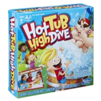 Hot Tub High Dive Game
