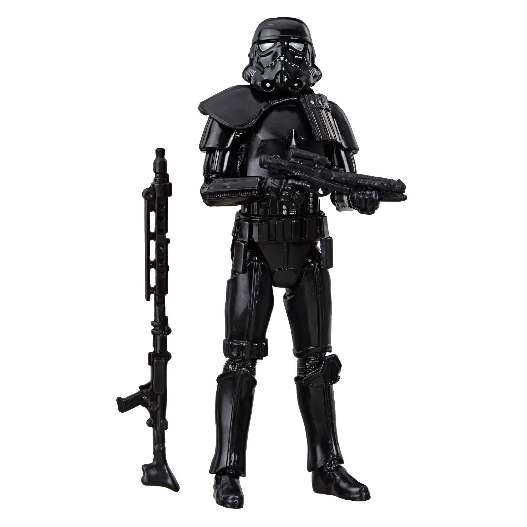 Star Wars The Vintage Collection Shadow Trooper Toy, 3.75-inch Scale Action Figure, Toys for Kids Ages 4 and Up