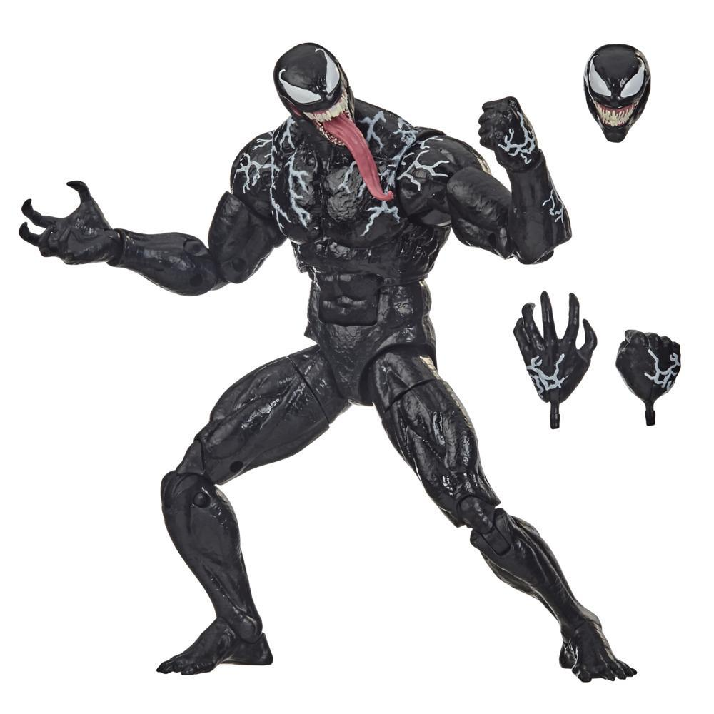 Hasbro Marvel Legends Series Venom 6-inch Collectible Action Figure Venom Toy
