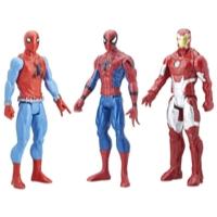 Spider-Man: Homecoming Titan Hero Series 3-Pack