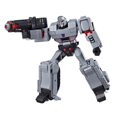 Transformers Toys Cyberverse Action Attackers Ultimate Class Megatron Action Figure - Repeatable Fusion Mega Shot Action Attack - For Kids Ages 6 and Up, 11.5-inch Product