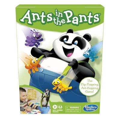 Ants in the Pants, Easy and Fun Preschool Game For Kids Ages 3 and Up, for 2-4 Players