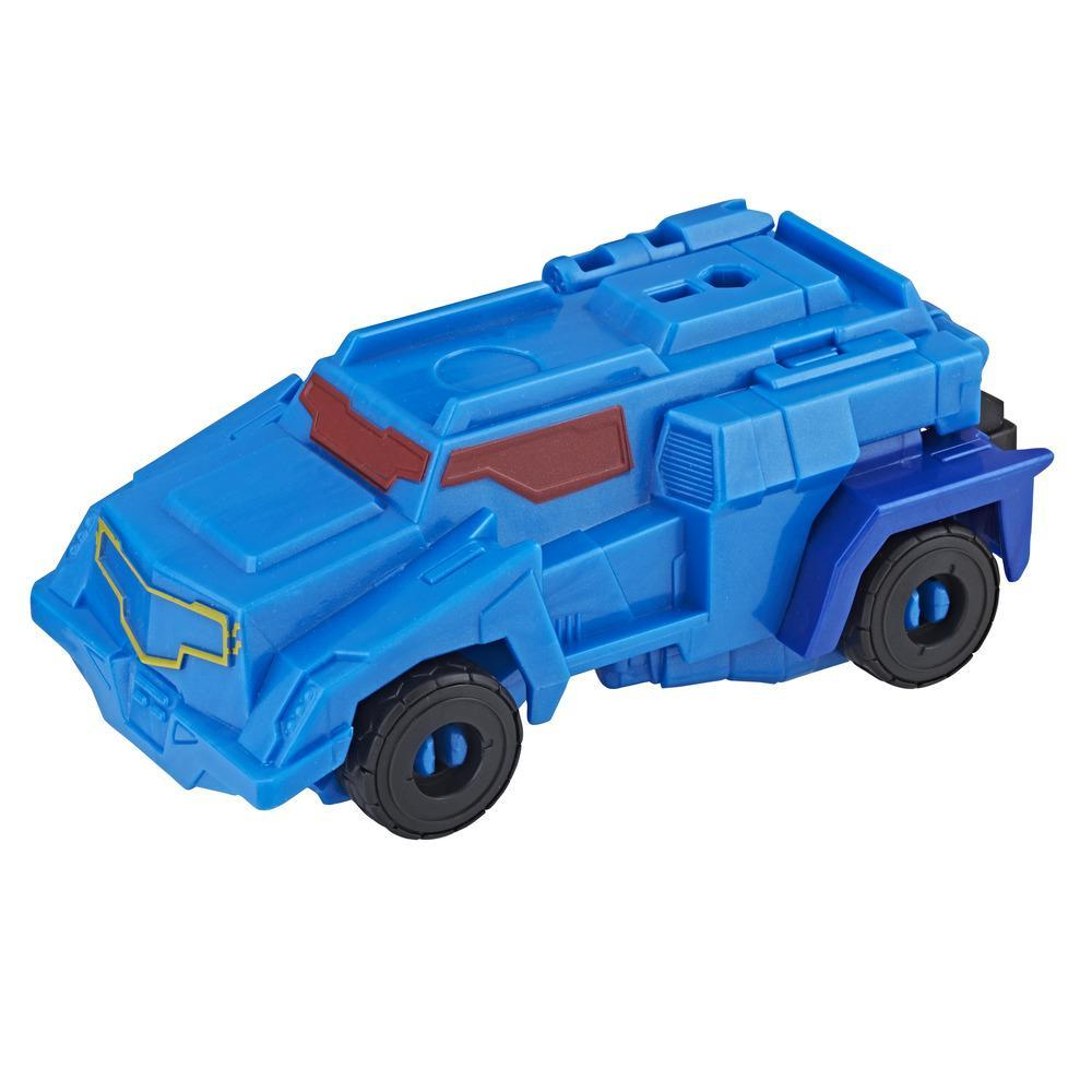 Transformers Cyberverse 1-Step Changer Soundwave