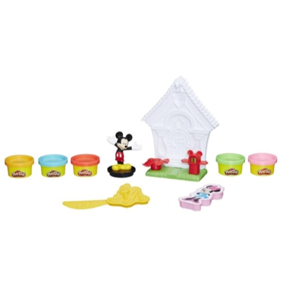 Play-Doh Disney Mickey Mouse Magical Playhouse
