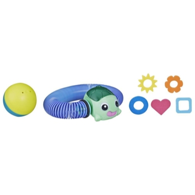 Zoops Electronic Twisting Zooming Climbing Toy Twisty Turtle Pet Toy
