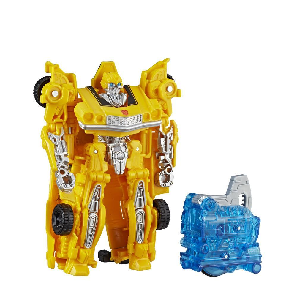Transformers: Bumblebee -- Energon Igniters Power Plus Series Camaro Bumblebee