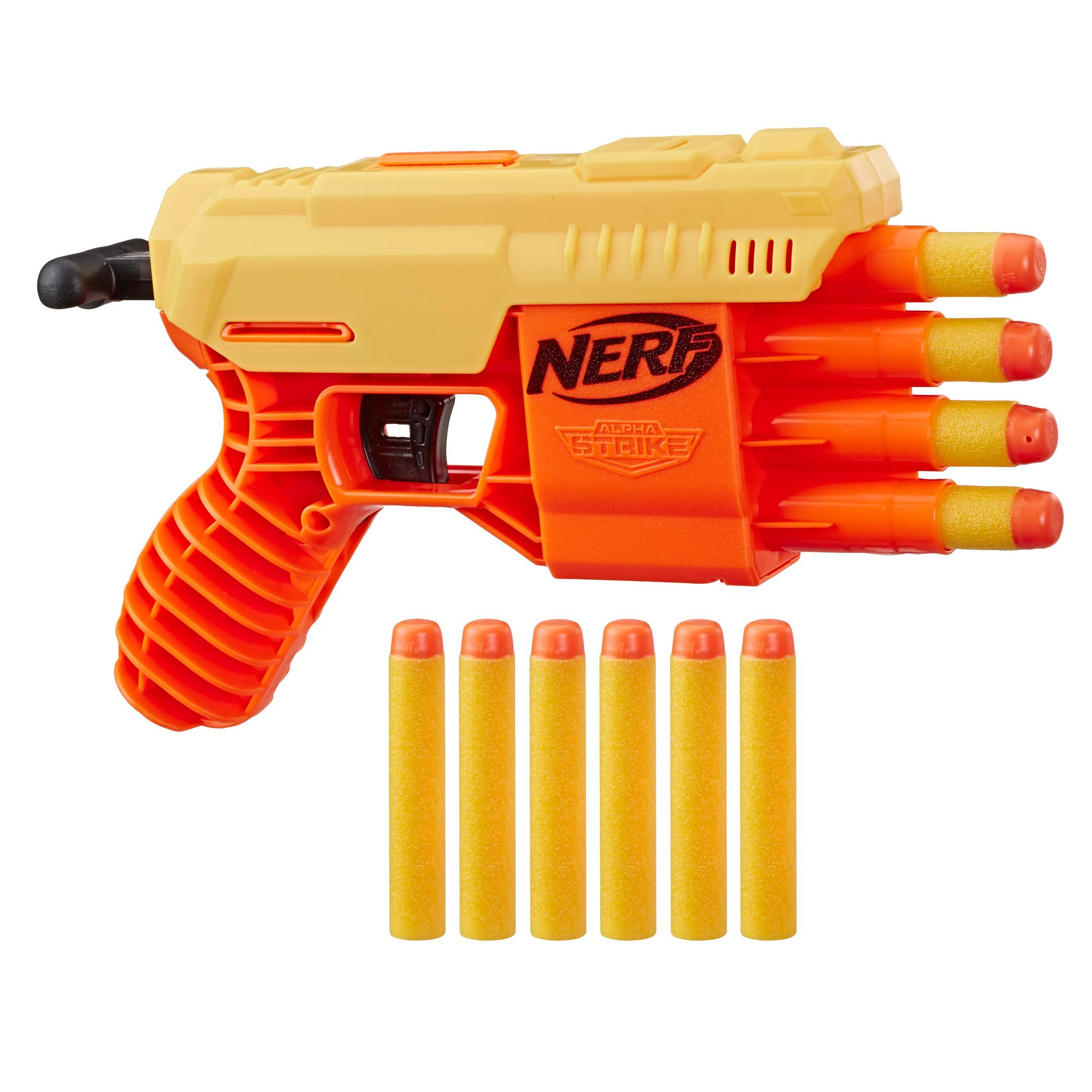 Fang QS-4 Nerf Alpha Strike Toy Blaster