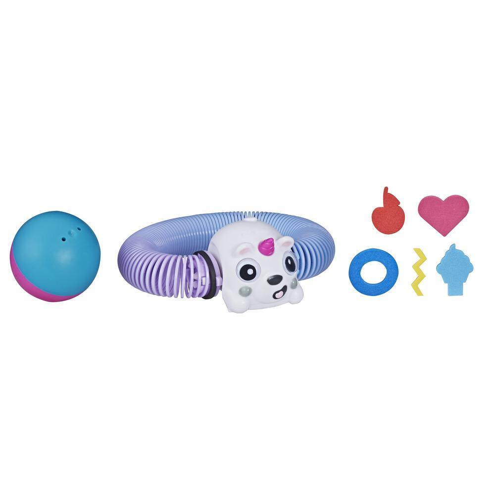 Zoops Electronic Twisting Zooming Climbing Toy Polar Sweets Polar Bear Pet Toy