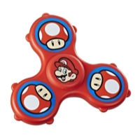 Fidget Its Nintendo Mario Graphic Spinner