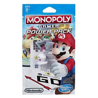 Monopoly Gamer Power Pack eComm Bundle #1