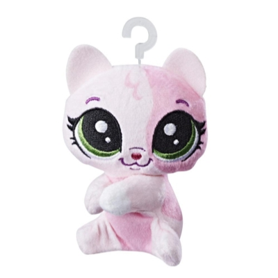 Littlest Pet Shop Clip-a-Pet Pinky Calicoco