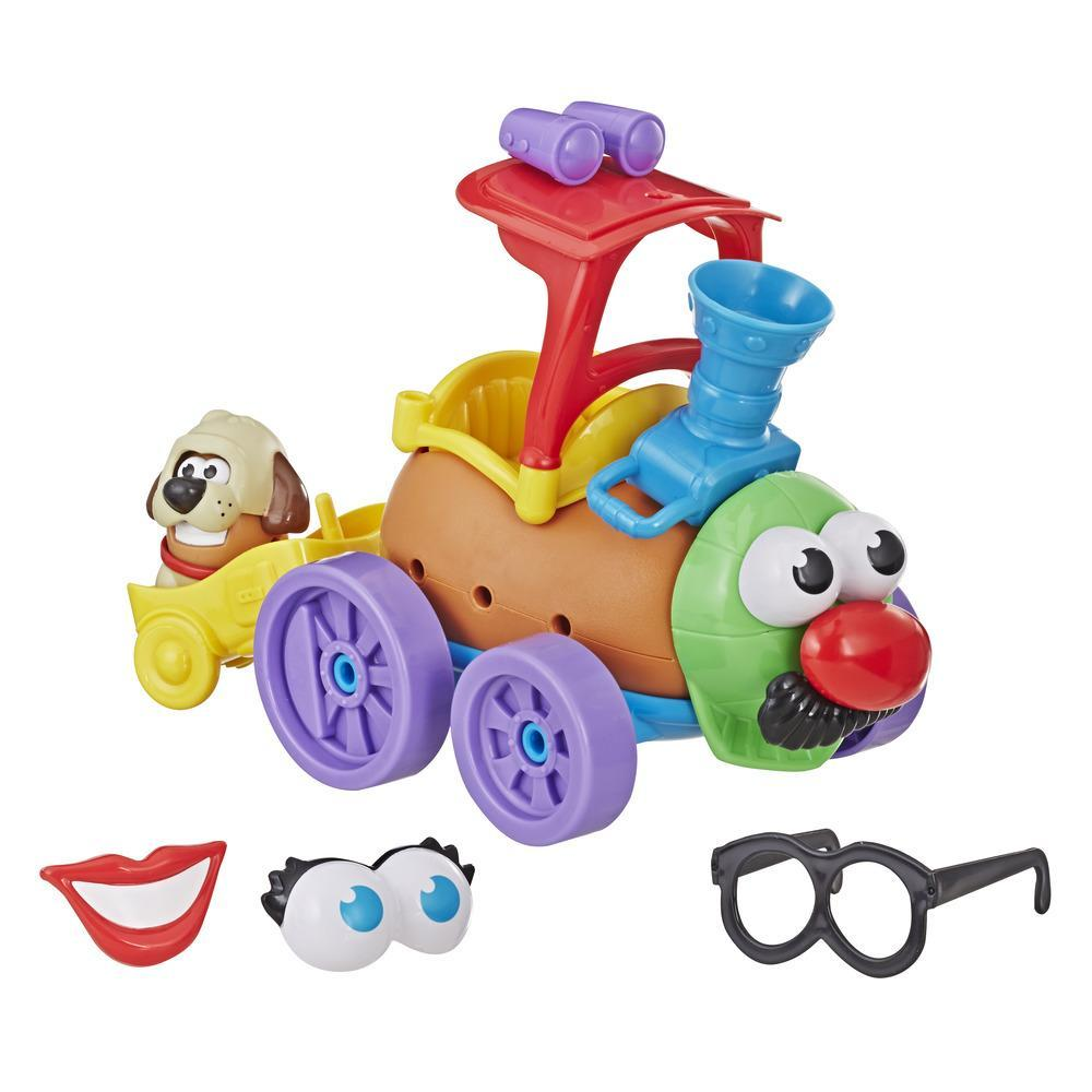 Playskool Mr. Potato Head Mash Mobiles Potato Train