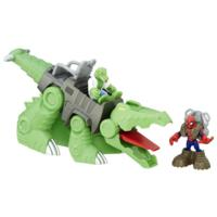 Playskool Heroes Marvel Super Hero Adventures Spider-Man & Gator-Bot