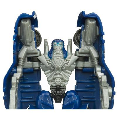 TRANSFORMERS DARK OF THE MOON CYBERVERSE Legion Class AUTOBOT TOPSPIN