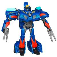 TRANSFORMERS PRIME ROBOTS IN DISGUISE DELUXE CLASS SERIES 1 HOT SHOT