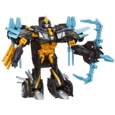 Transformers Prime Beast Hunters Deluxe Class Night Shadow Bumblebee Figure