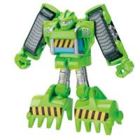 TRANSFORMERS RESCUE BOTS PLAYSKOOL HEROES BOULDER THE CONSTRUCTION-BOT