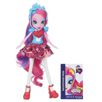 My Little Pony Equestria Girls Pinkie Pie Doll