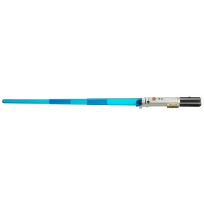STAR WARS FORCE TECH ANAKIN SKYWALKER ELECTRONIC LIGHTSABER