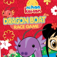 Nickelodeon Ni Hao, Kai-Lan Dragon Boat Race Game