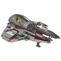 STAR WARS REVENGE OF THE SITH OBI-WAN'S JEDI STARFIGHTER Vehicle