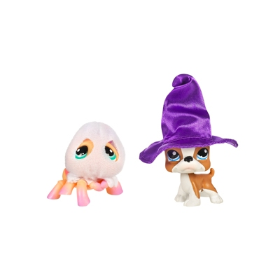 LITTLEST PET SHOP (Two-Pack) Spider and Boxer