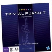 TRIVIAL PURSUIT Genus Edición Master