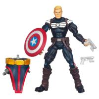 MARVEL Universe Build a Figure Collection TERRAX! Series MARVEL LEGENDS STEVE ROGERS Figure