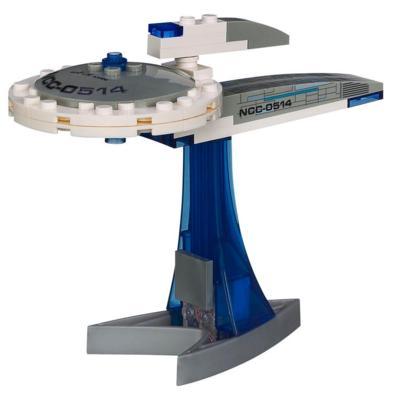 Kre-O Star Trek U.S.S. Kelvin Construction Set
