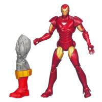 MARVEL Universe Build a Figure Collection TERRAX! Series MARVEL LEGENDS Extremis IRON MAN Figure