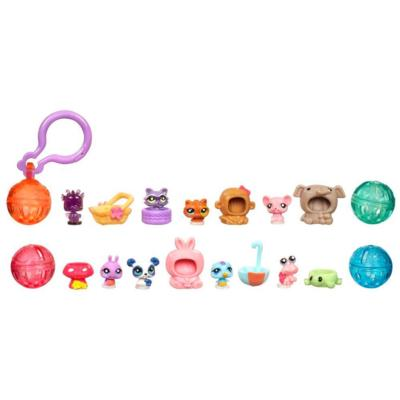 LITTLEST PET SHOP TEENSIES Series 2 Pack (Garden)