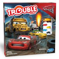 Trouble Game: Disney.Pixar Cars 3 Edition