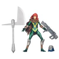 MARVEL Universe Build a Figure Collection TERRAX! Series MARVEL LEGENDS X-MEN'S HOPE SUMMERS Figure