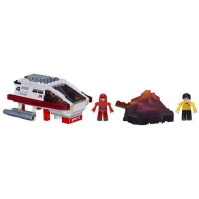 Kre-O Star Trek Spock's Volcano Mission Construction Set