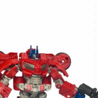 TRANSFORMERS Generations Deluxe Class: CYBERTRONIAN OPTIMUS PRIME