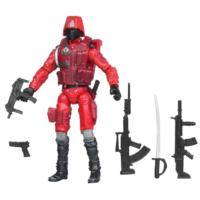 G.I. JOE RETALIATION CRIMSON GUARD Figure