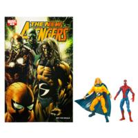 Marvel Universe Marvel's Greatest Battles Comic Packs: Spider-Man and Sentry