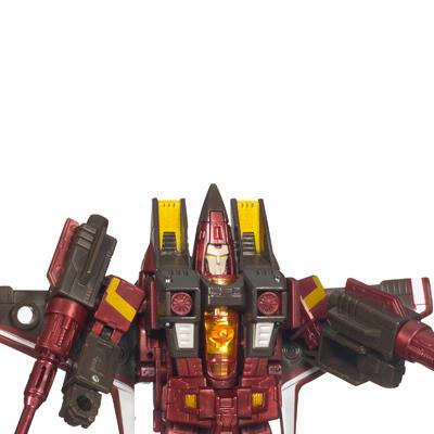 TRANSFORMERS Generations Deluxe Class: THRUST