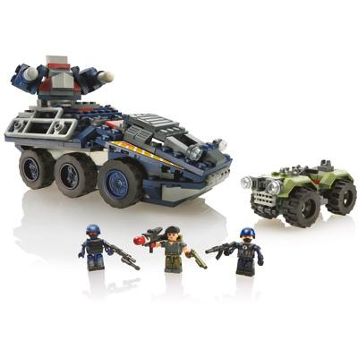 Kre-O G.I. Joe Cobra Armored Assault Construction Set