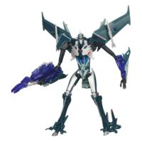 TRANSFORMERS PRIME ROBOTS IN DISGUISE Voyager Class Series 1 STARSCREAM Figure