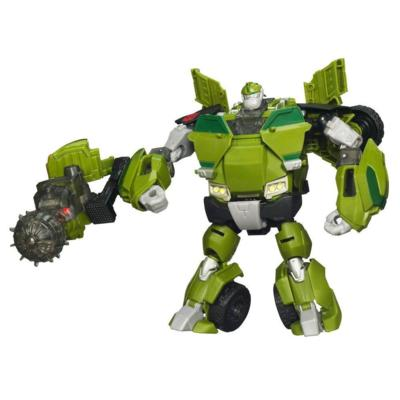 TRANSFORMERS PRIME ROBOTS IN DISGUISE Voyager Class Series 1 BULKHEAD Figure