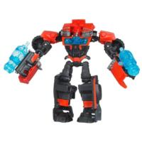 TRANSFORMERS PRIME CYBERVERSE COMMAND YOUR WORLD Commander Class Series 2 IRONHIDE Figure