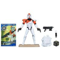 STAR WARS THE CLONE WARS REPUBLIC COMMANDO Boss Figure