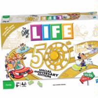 THE GAME OF LIFE 50th Special Anniversary Edition