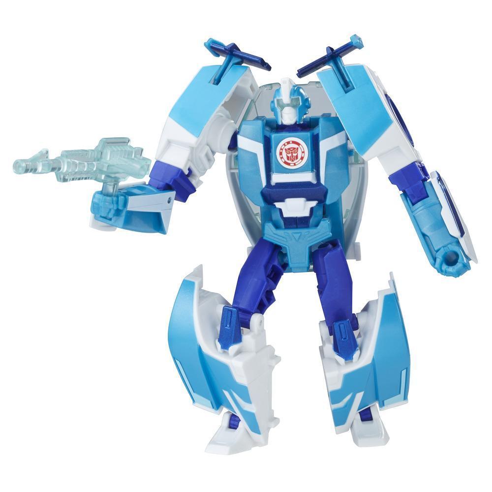 Transformers: Robots in Disguise Combiner Force Warriors Class Blurr