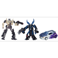 Transformers Age of Extinction Breakout Battle Set