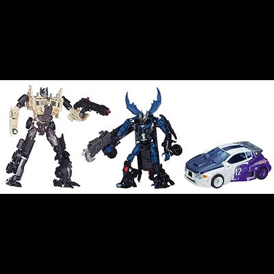 Transformers Age of Extinction Breakout Battle Set